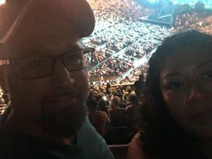Micheal attended Tim McGraw & Faith Hill Soul2Soul the World Tour 2018 on Jul 20th 2018 via VetTix