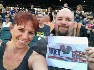 Sean attended Def Leppard and Journey Live in Concert on Jul 13th 2018 via VetTix