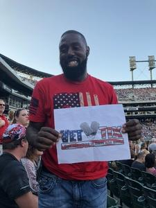 Robert attended Def Leppard and Journey Live in Concert on Jul 13th 2018 via VetTix