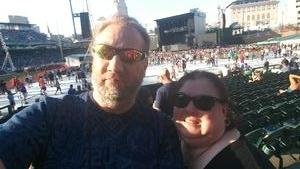 Linda attended Def Leppard and Journey Live in Concert on Jul 13th 2018 via VetTix
