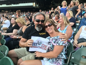 William attended Def Leppard and Journey Live in Concert on Jul 13th 2018 via VetTix