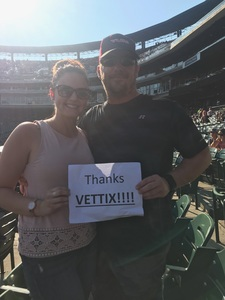 Kevin attended Def Leppard and Journey Live in Concert on Jul 13th 2018 via VetTix