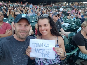 Michael attended Def Leppard and Journey Live in Concert on Jul 13th 2018 via VetTix