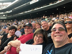 Paul attended Def Leppard and Journey Live in Concert on Jul 13th 2018 via VetTix