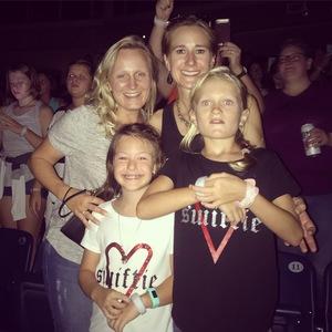 Matthew attended Taylor Swift Reputation Tour on Aug 25th 2018 via VetTix