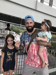 Josh attended Taylor Swift Reputation Tour on Aug 25th 2018 via VetTix
