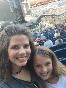 Justin attended Taylor Swift Reputation Tour on Aug 25th 2018 via VetTix