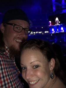 Tor attended Taylor Swift Reputation Tour on Aug 25th 2018 via VetTix