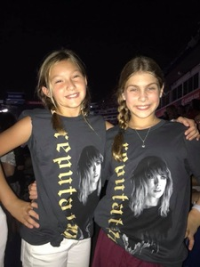 Bryan B attended Taylor Swift Reputation Tour on Aug 25th 2018 via VetTix