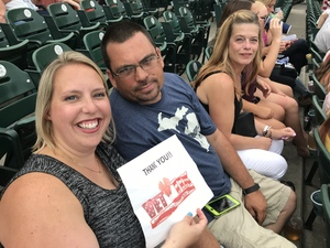 Joseph attended Zac Brown Band Etix 7/14/2018 on Jul 14th 2018 via VetTix
