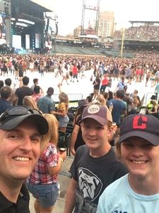 Shawn attended Zac Brown Band Etix 7/14/2018 on Jul 14th 2018 via VetTix