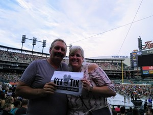 Jim attended Zac Brown Band Etix 7/14/2018 on Jul 14th 2018 via VetTix