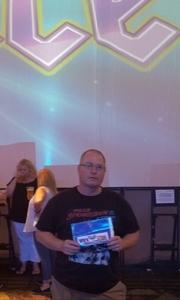 Gregory attended Mullett on Aug 4th 2018 via VetTix