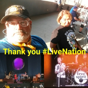 Vincent and Nancy attended Stars Align Tour: Jeff Beck & Paul Rodgers and Ann Wilson of Heart on Jul 25th 2018 via VetTix