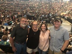 Daniel attended Shania Twain: Now on Jul 17th 2018 via VetTix