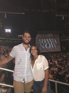 Michael attended Shania Twain: Now on Jul 17th 2018 via VetTix