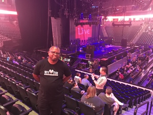 Phillip attended Counting Crows With Special Guest +live+: 25 Years and Counting on Jul 18th 2018 via VetTix