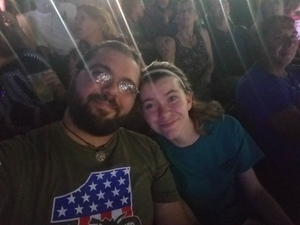 Daryl attended Counting Crows With Special Guest +live+: 25 Years and Counting on Jul 18th 2018 via VetTix
