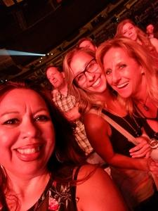 Jessica attended Counting Crows With Special Guest +live+: 25 Years and Counting on Jul 18th 2018 via VetTix