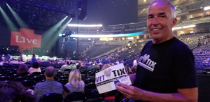 Paul attended Counting Crows With Special Guest +live+: 25 Years and Counting on Jul 18th 2018 via VetTix