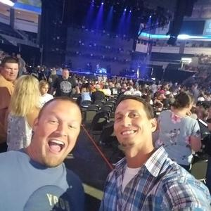 Derek attended Journey and Def Leppard - Live in Concert on Jul 18th 2018 via VetTix