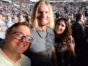 Mathew attended Journey and Def Leppard - Live in Concert on Jul 18th 2018 via VetTix