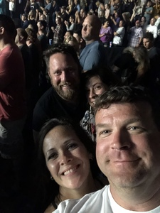 Corey attended Journey and Def Leppard - Live in Concert on Jul 18th 2018 via VetTix