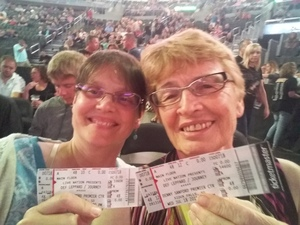Delores attended Journey and Def Leppard - Live in Concert on Jul 18th 2018 via VetTix