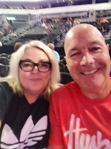 James attended Journey and Def Leppard - Live in Concert on Jul 18th 2018 via VetTix