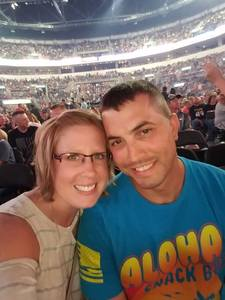 Cody attended Journey and Def Leppard - Live in Concert on Jul 18th 2018 via VetTix