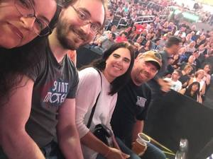 Elsa attended Journey and Def Leppard - Live in Concert on Jul 18th 2018 via VetTix