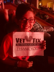 Shawn attended WWE Raw - Suite Seating on Jul 16th 2018 via VetTix