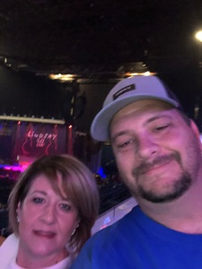 Jason attended Sugarland on Jul 19th 2018 via VetTix