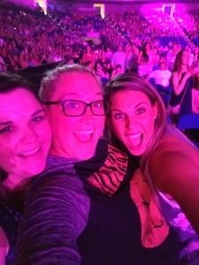 melissa attended Sugarland on Jul 19th 2018 via VetTix