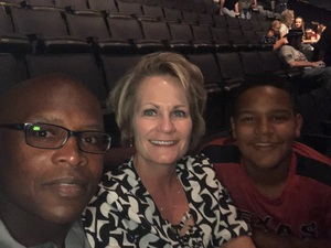 Dave attended Sugarland on Jul 20th 2018 via VetTix