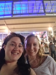 Jacob attended Sugarland on Jul 20th 2018 via VetTix