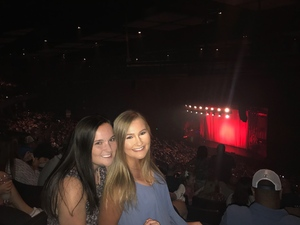 Christopher attended Sugarland on Jul 20th 2018 via VetTix