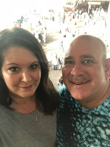 Tony attended Sugarland on Jul 20th 2018 via VetTix