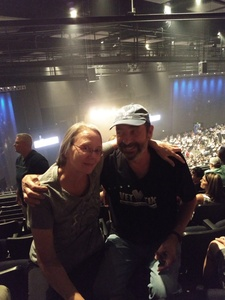 Ronald attended Sugarland on Jul 20th 2018 via VetTix