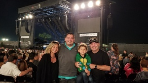 David attended Pentatonix on Jul 19th 2018 via VetTix