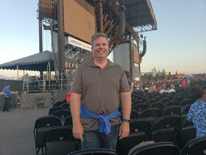 Craig attended Pentatonix on Jul 19th 2018 via VetTix