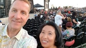 Richard attended Pentatonix on Jul 19th 2018 via VetTix