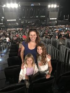 Lucas attended Pentatonix on Jul 19th 2018 via VetTix