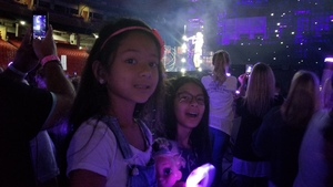 Nicholas Moore attended Taylor Swift Reputation Tour on Sep 8th 2018 via VetTix