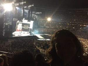 MA attended Taylor Swift Reputation Tour on Sep 22nd 2018 via VetTix