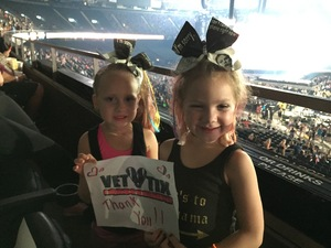 kyle attended Taylor Swift Reputation Tour on Sep 22nd 2018 via VetTix