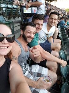 Sean attended Foo Fighters on Jul 30th 2018 via VetTix