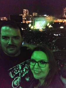 Jacob attended Foo Fighters on Jul 30th 2018 via VetTix