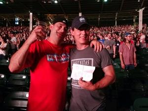 Dan attended Foo Fighters on Jul 30th 2018 via VetTix