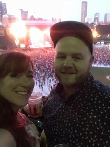 Casey attended Foo Fighters on Jul 30th 2018 via VetTix